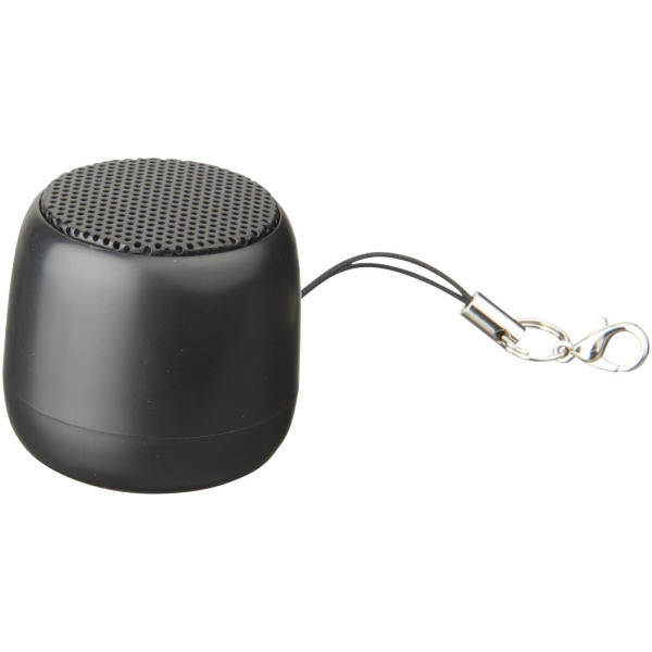 Clip mini Bluetooth® draagbare speaker